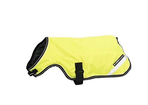 Horseware Rambo Hundedecke, reflektierend, Gelb, Größe XL