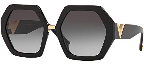 Valentino 0VA4053 Black/Gradient Black One Size