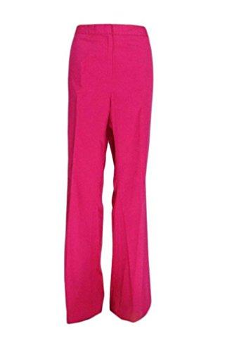 Alex Marie Woman's Alexa Cotton Pant (Deep Cerise), Size 14