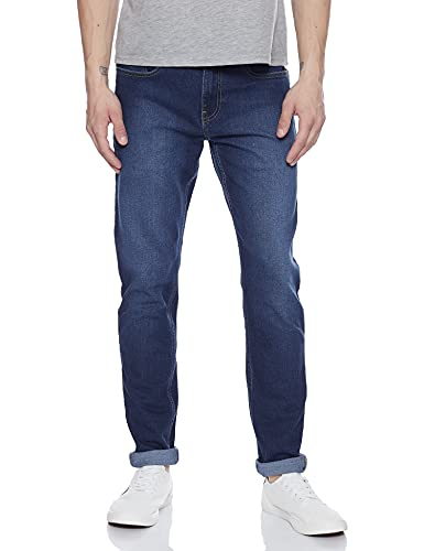 Amazon Brand – Symbol Men's Carrot Stretch Jeans