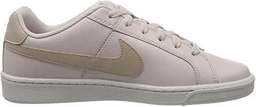 Nike Court Royale, Zapatillas para Mujer, Apenas Rose/Fossil Stone-White, 40.5 EU