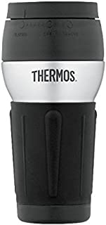 Thermos Stainless Steel 14 Ounce Travel Tumbler with 360 Degree Lid