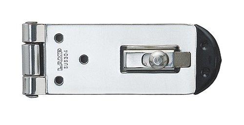 スガツネ工業 ランプ印 ステンレス鋼製 ワンタッチ解錠掛け金 HP-AK型 HP-AK65