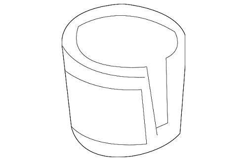 Ford 2S4Z-5413562-BAG - HOLDER - CUP
