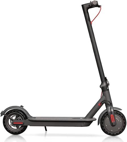 Skran Monopattino Elettrico - 35 KM a Lunga Percorrenza , 350W Monopattino Elettrico Adulti Portatile e Pieghevole con App, Batteria da 10,4 Ah, Supporta Fino a 120 kg