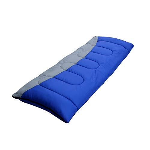 Sac de couchage LCSHAN Polyester Pratique Camping en Plein air Multifonction Adulte Épaississement