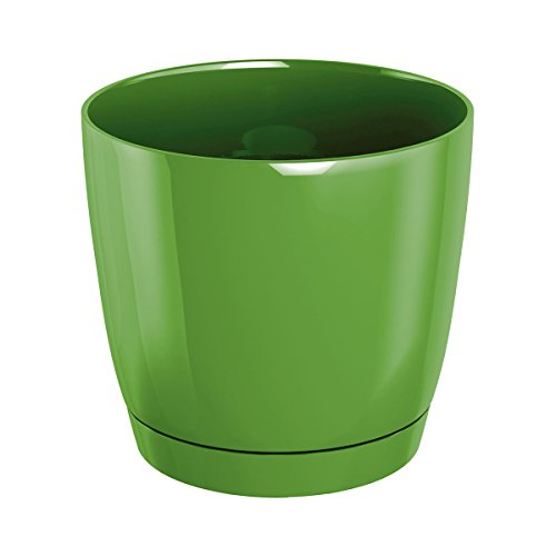 'Prosper PLAST duop240–370u 24x 22cm 'Coubi Vaso di fiori–Olive