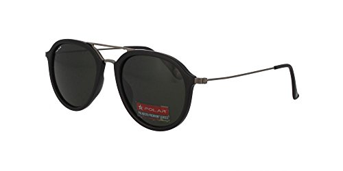 Polar 665 76 Sonnenbrille, mattschwarz, polarisiert