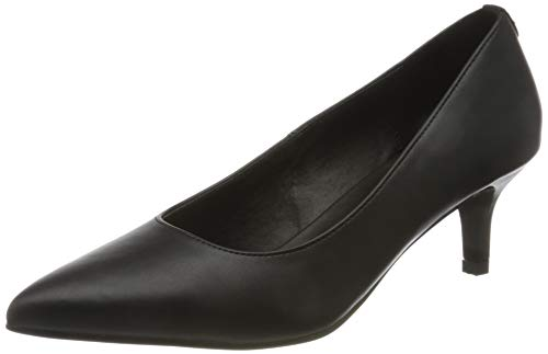 ESPRIT Damen 070EK1W320 Pumps, 001/BLACK, 37 EU