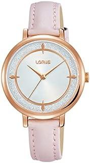 ساعة بسوار جلدي للنساء من لوراس موديل RG292NX9