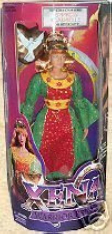 Renee O'Connor Xena Warrior Princess EMPRESS GABRIELLE 12 Action Figure (1999 ToyBiz) by Xena