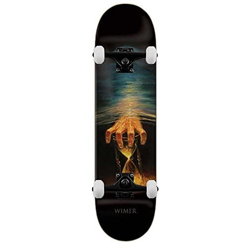 """Zero Wimer Quatrième Dimension Skateboard complet Multicolore 8,25"""""""