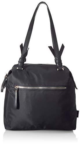 TOM TAILOR Damen Taschen & Geldbörsen Shopper Antonella schwarz/black,OneSize