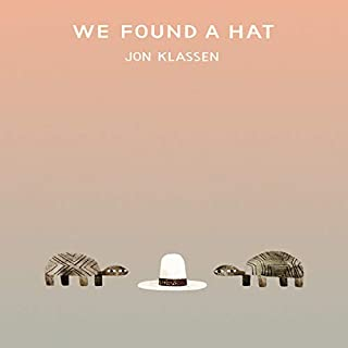 We Found a Hat audiobook cover art
