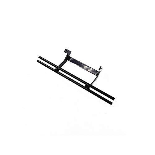 elegantstunning Pare-Chocs arrière en métal pour 1/10 Voiture RC TRA-XXAS TRX-4 TRX4 G500 G63 Mer-cedes-be-NZ RC Parts
