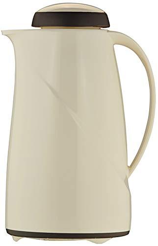 Helios Wave Kunststoff-Isolierkanne, vanille, 1 Liter
