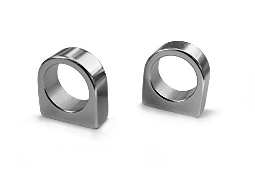 NeoMagNova® | 2 Magnethalter für STAEDTLER Lumocolor 351, Sigel GL711, GL712, GL715 | Extrem starke Neodym Magnete – auch für Glasmagnettafeln geeignet