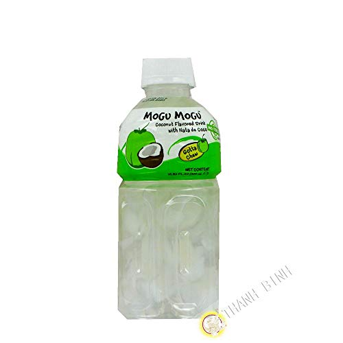 Bevanda Nata coco Coco MOGU 320ml Thailandia - Confezione da 12 pz