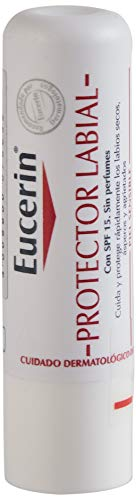 Eucerin - Protector Labial pH5, Pack de 2 x 4.8 g