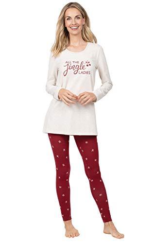 Addison Meadow Pajamas for Women - PJs Women, Long Sleeve Top & Leggings