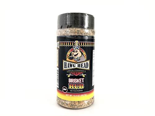 Hawg Head Spice Company Brisket Rub , Great on Brisket , Steaks or any Meat / Dry Rub and Seasoning