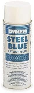Blue, 16 oz. Spray - Dykem Layout Fluid (1 Each)