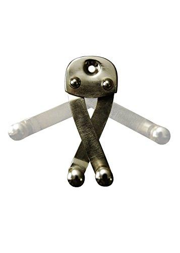 Schwertwandhalter aus Stahl Wandhaken für Schwert Vernickelt von Hanwei ® Silvio Overlach GmbH
