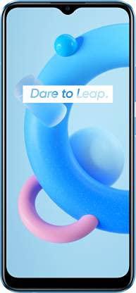 Realme C11 2021 (Cool Blue, 4GB RAM, 64GB Storage)