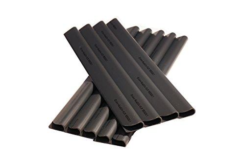 50 stuks PVC - zichtwerende stroken - klemrails - bescherming tegen inkijk/wind voor tuin en hek - bevestigingsclips - dubbelstaafmattenhek - antraciet universeel