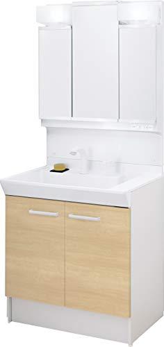 LIXIL(リクシル) INAX 洗面化粧台 セット V1シリーズ シングル...