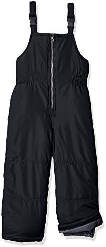 Carter s Little Boys Snow Bib Ski Pants Snowsuit Very Black 7 product image