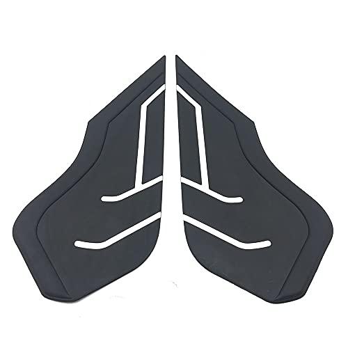 Motorcycle Anti Slip Tank Pad Gas Knee Grip Traction Side Protector Pegatinas para Y-amaha para Tenere 700 XTZ700 XT700Z T7