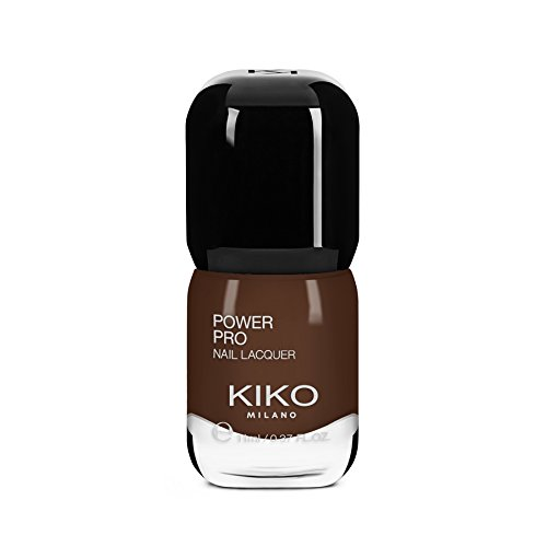 Kiko Milano Power Pro Nail Lacquer Nr. 57 Chocolate Inhalt: 11ml Nagellack Nail Polish