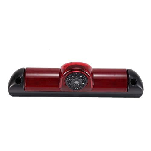 KCSAC Monitor de 7 pulgadas 2.4G Vista inalámbrica de freno inalámbrico Vista trasera Cámara Ajuste para FIAT DUCATO X250 X290 Ajuste para Peugeot Boxter Fit para Citroen Jumper 2016 Van