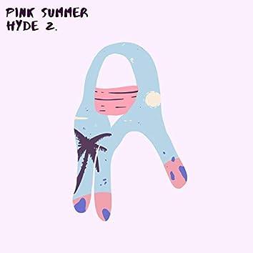 粉红色夏天