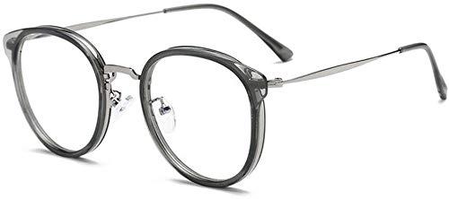 Superlight Unisex zonnebril, gepolariseerd, rond, blauwe glazen voor mannen en vrouwen, oogschaduw, verblindingsvrij, vermoeidheid, hoofdpijn, vermoeidheid van de ogen, computer/veiligheidsbril