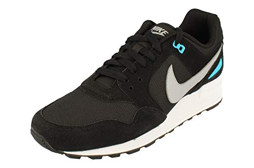 Nike Air Pegasus 89 Herren Trainers CD1520 Sneakers Schuhe (UK 7 US 8 EU 41, Black Wolf Grey Blue Fury 001)