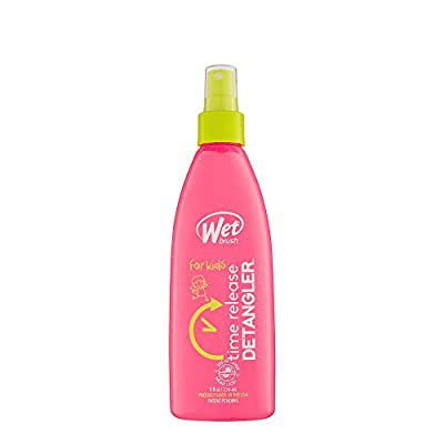 Wet Brush Time Release Detangler Formula