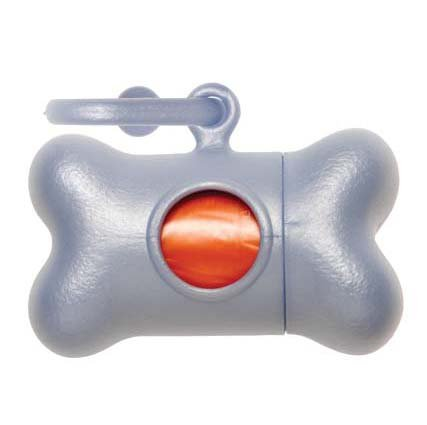 United Pets MG0802MAZ Bon TON Nano Pearl Dispenser Sacchetti Madreperla Azzurro - 0.06 kg
