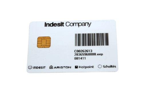 Indesit Waschmaschine Smartcard; Teilenummer C00262613
