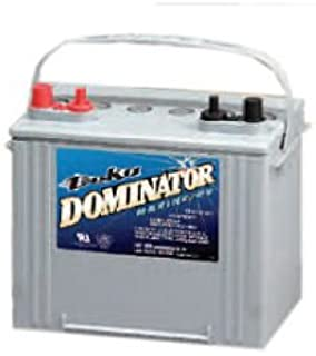 Deka 8G27 (8G27M) GEL Battery 12 Volt - 88 Amp Hrs - Group 27 Sealed Maintenance Free Deep Cycle Batteries for Marine, RV, EV (Electric Vehicle), Golf Cart, UPS, Inverter, Solar Panel (Photovoltaic), Telcom, CATV and Stand-by Applications