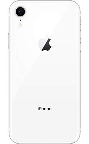 Apple iPhone XR, 64GB, White - For Verizon (Renewed)