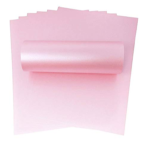 Syntego 10 Fogli A4 Yale Blu Iridescente Brillante Carta di qualit/à 300 g//mq per Realizzare Biglietti Artigianali
