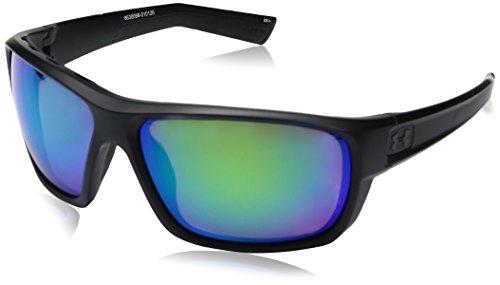 Under Armour - Gafas de sol redondas para hombre
