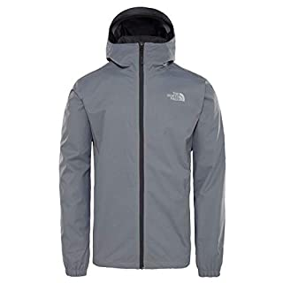 THE NORTH FACE Men's Quest Jacket, Mid Grey Black Heather, X-Large (B07M93KGZ7) | Amazon price tracker / tracking, Amazon price history charts, Amazon price watches, Amazon price drop alerts