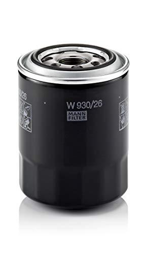 Original MANN-FILTER Ölfilter W 930/26 – Für PKW und LKW