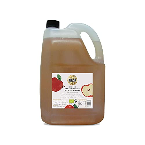 Biona Aceto di sidro di mele biologico non...