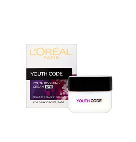 L'Oreal Youth Code Youth Boosting Cream - Eye, verjüngende Augencreme