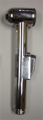 Chrome transom shower replacement spray handle