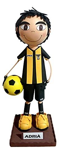 Fofucha Futbolista - Regalo original personalizado según tus indicaciones